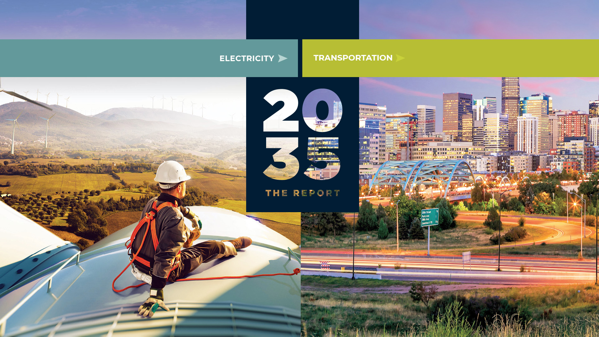 2035 Report Electricity and Transportation